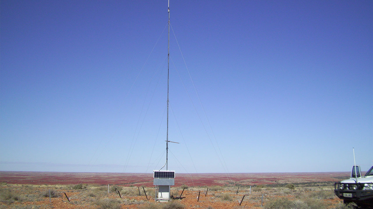 Outback Repeater
