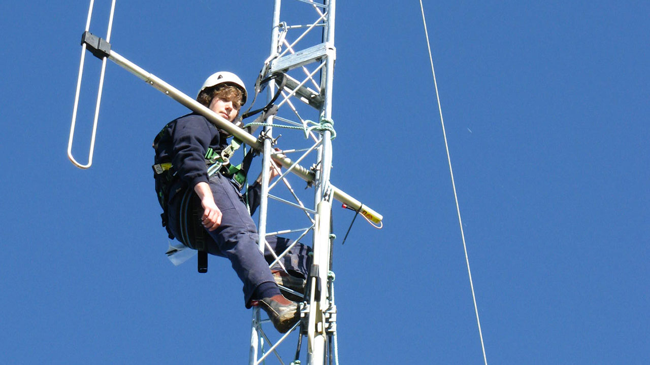 Tower Worker
